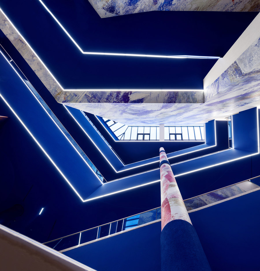 Liederhalle Kultur- und Kongresszentrum by pfarré lighting design   Administration buildings
