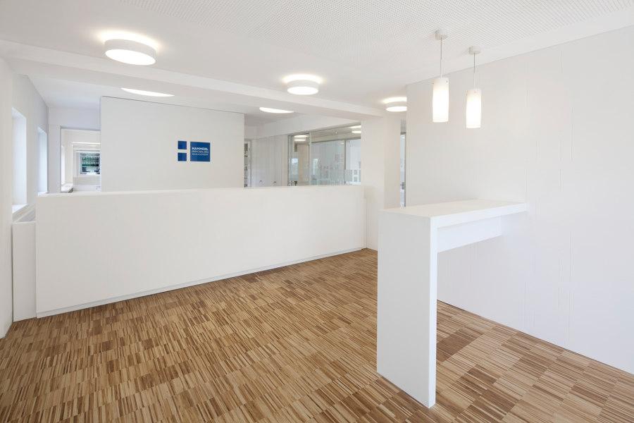 Hammerl Immobilien by destilat | Office facilities
