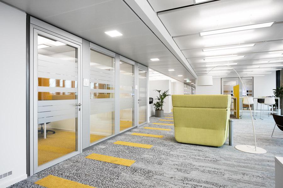 Microsoft Germany's Headquarters de Feco   Referencias de fabricantes