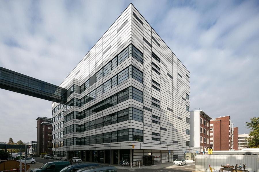 BASF B007 Laboratory building de Feco | Referencias de fabricantes