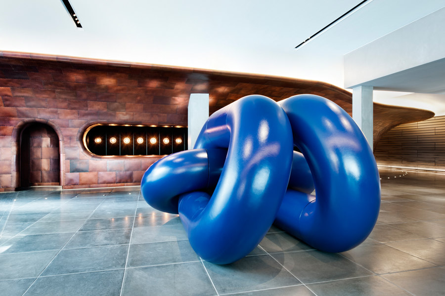 Mondrian London at Sea Containers by Tom Dixon | Hotel interiors