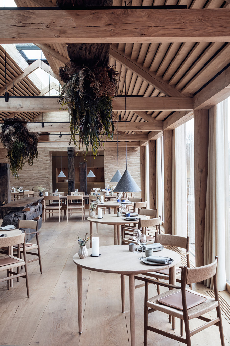 Noma by Studio David Thulstrup | Restaurant interiors