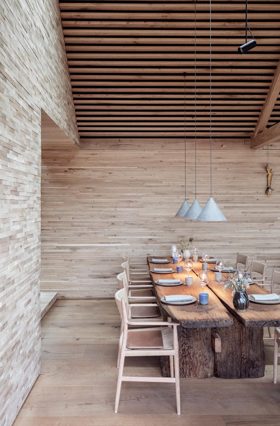 Noma von Studio David Thulstrup | Restaurant-Interieurs