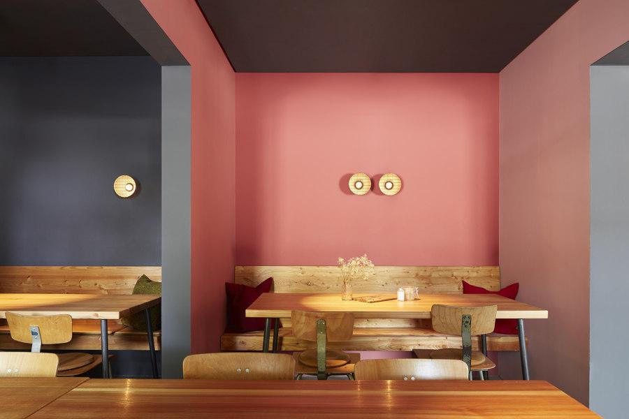 Metzgerei von SOMAA | Restaurant-Interieurs