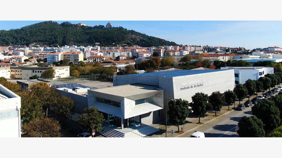 The Atlantic Pavilion by Valdemar Coutinho Arquitectos | Sports halls
