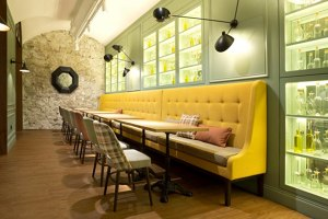 HOTEL PETIT PALACE BOQUERIA GARDEN | Manufacturer references | Crevin