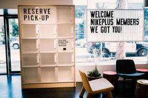 Nike by Melrose | Shop interiors | Nike Live