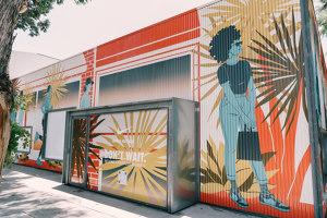 Nike by Melrose | Diseño de tiendas | Nike Live