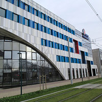 Europ Assistance building. | Manufacturer references | Vitrealspecchi