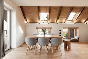 Mansard apartment | Espacios habitables | Paintit