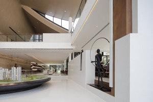 SINO-OCEAN Oriental World View Sales Center   Shop interiors   Waterfrom Design