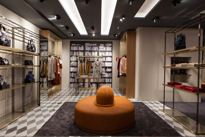 Sonia Rykiel | Shop interiors | Vudafieri-Saverino Partners