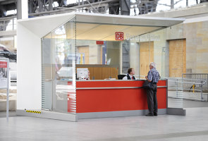 Deutsche Bahn Service Point | Prototypes | unit-design