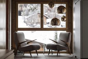 Rosa Alpina Penthouse | Diseño de hoteles | Vudafieri-Saverino Partners