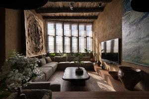 Wabi Sabi Apartment | Espacios habitables | Sergey Makhno Architects