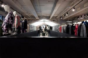 Diesel Village | Shop interiors | Brinkworth