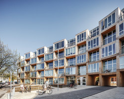 Dortheavej Residence | Apartment blocks | BIG / Bjarke Ingels Group