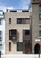 Old Church Street | Detached houses | TDO architecture