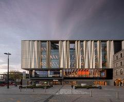 Tūranga Christchurch Central Library | Arquitectura religiosa / centros sociales | Schmidt Hammer Lassen Architects