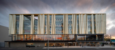Tūranga Christchurch Central Library | Church architecture / community centres | Schmidt Hammer Lassen Architects