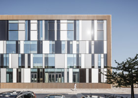 Tingbjerg Library and Culture House | Church architecture / community centres | Cobe