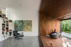 Hide Out | Espacios habitables | Dan Brunn Architecture