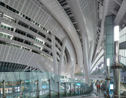 Hong Kong West Kowloon Station | Railway stations | Aedas