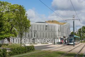 Edgar Morin University Library | Universidades | ROPA & Associés Architectes