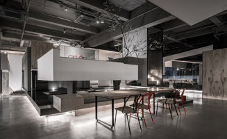 Xiamen HAIGAN Xiaoyouyu Seafood Restaurant | Restaurant interiors | Xiamen Fancy Design & Decoration