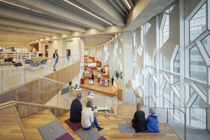 Calgary's new Central Library | Administration buildings | Snøhetta