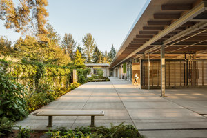 Bellevue Botanical Garden Visitor Center | Gardens | Olson Kundig Architects