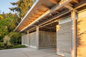Bellevue Botanical Garden Visitor Center   Gardens   Olson Kundig