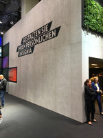 IAA Frankfurt | Trade fair stands | of-stone