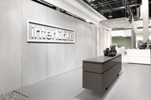 Interlübke | Trade fair stands | of-stone