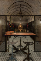 Private Wine Cellar | Shop interiors | Dizaino Virtuve