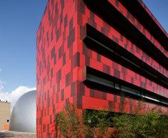 Silver Mountain & Red Cliff, Senzoku Gakuen College of Music   Universities   k/o design studio