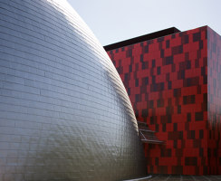 Silver Mountain & Red Cliff, Senzoku Gakuen College of Music | Universities | k/o design studio