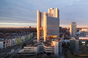 HVB Tower München | Manufacturer references | Rosskopf & Partner