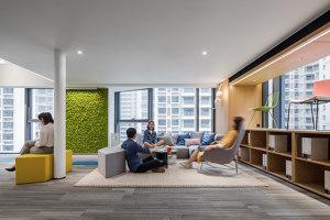 CROYO Headquarter Office | Office facilities | Shenzhen Super Normal Design