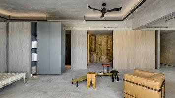 Din-a-ka | Living space | Wei Yi International Design Associates