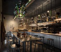 Cafeterias Interiores Proyectos Arquitectonicos En Architonic - Diseo-cafeterias-modernas