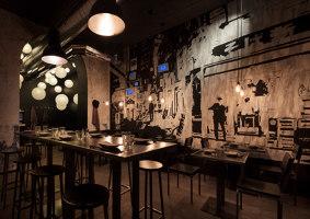 Kanpai | Café interiors | Vudafieri-Saverino Partners