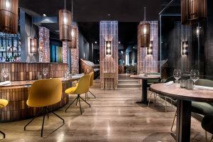 La Cabra | Restaurant interiors | Mecanismo