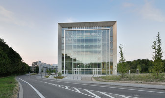 CT² Center for Teaching and Training, RWTH Aachen | Office buildings | slapa oberholz pszczulny | sop architekten