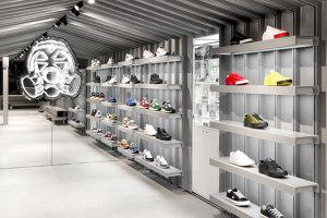 Footpatrol London | Shop interiors | Counterfeit Studio