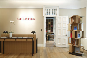 Christie's | Office facilities | Vudafieri-Saverino Partners