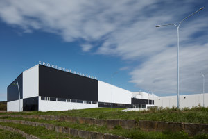 Sports Hall in Kuřim | Sports halls | Cuboid Architekti