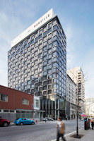 Hotel Monville | Hotels | ACDF Architecture