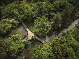 The Bird Wave Bridge Bridging the Gaps   Parks   Shma