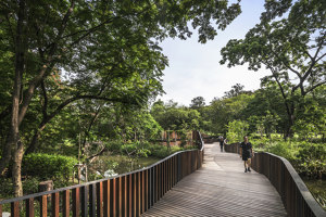 The Bird Wave Bridge Bridging the Gaps | Landscape design | Shma